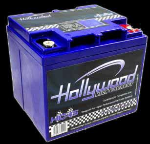 Autobaterie Hollywood HC45